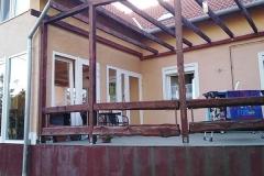 teraszbeépítés százhalombatta